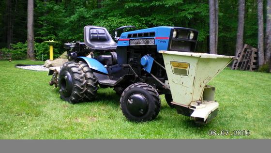 Community 1979 Sears Roper 20t Garden Tractor