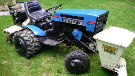 Community Sears Roper 20t Garden Tractor