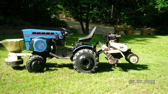 Community - Sears/Roper 20T Garden Tractor