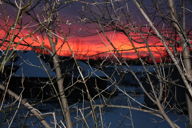 Sunset in Fenelon Falls Fenelon Falls, Ontario Canada