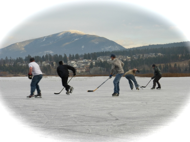 TAKING ADVANTAGE OF PERFECT CONDITIONS Cranbrook, British Columbia Canada