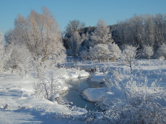 Frosty Creek Meaford, Ontario Canada