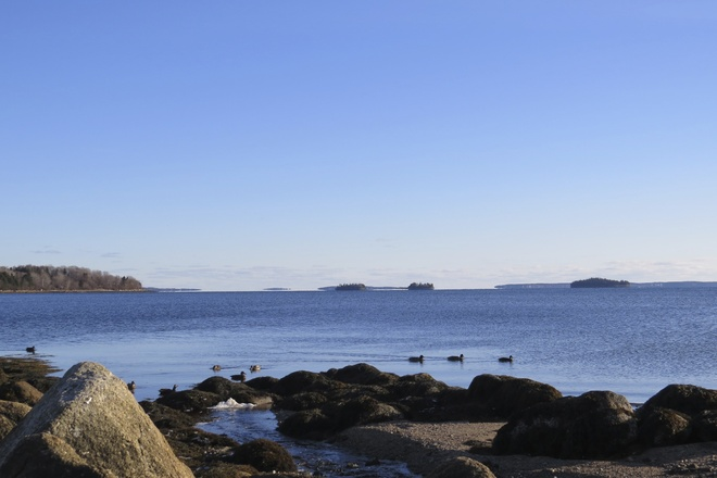 Calm Afternoon Chester, Nova Scotia Canada