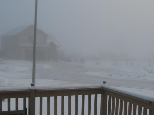 Where's the sun Dundalk, Ontario Canada