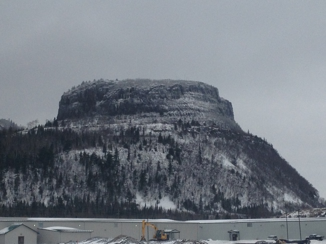 mt. mckay Fort William, Ontario Canada