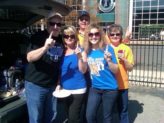 Duke Fans Rock!