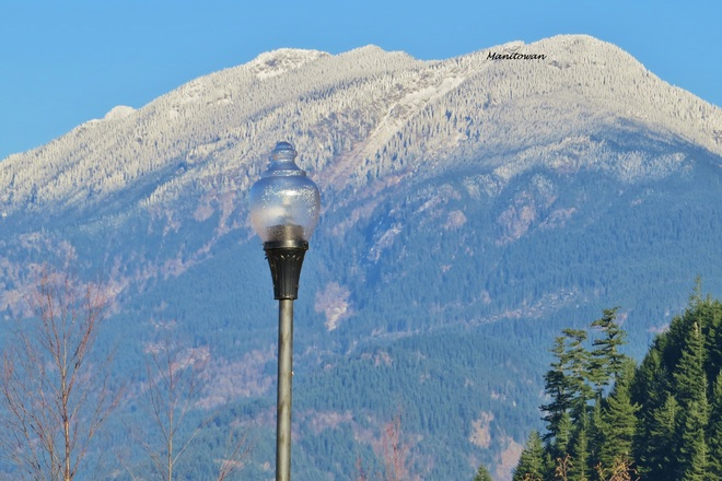 Beautiful Lights Harrison Hot Springs, British Columbia Canada