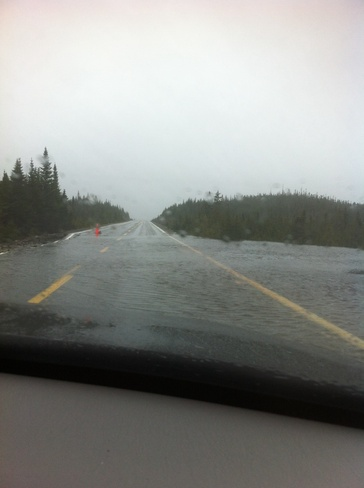 burgeo road the other day Burgeo, Newfoundland and Labrador Canada