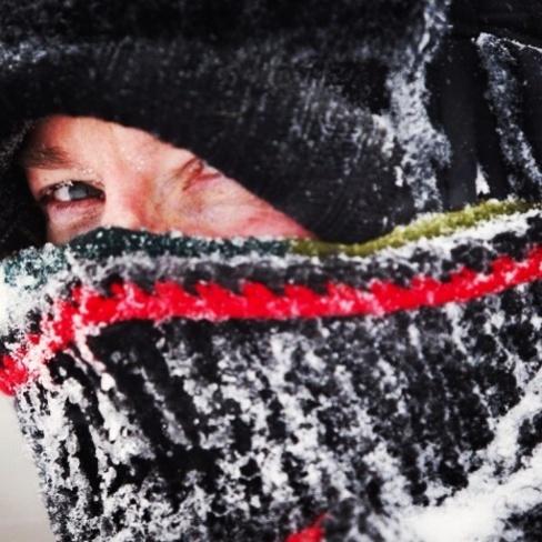 brrrrrrrr..... Calgary, Alberta Canada