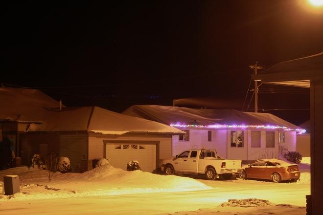 Biter Cold Tofield, Alberta Canada