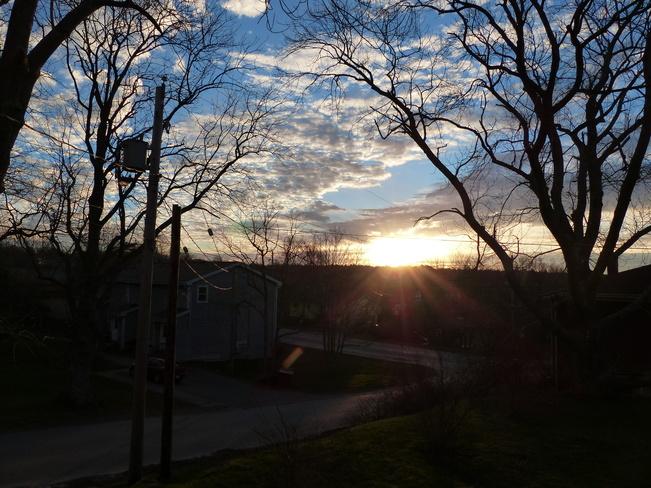 Sunrise Shelburne, Nova Scotia Canada