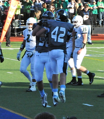 Shawnee Mission East vs. Derby-11/30/13