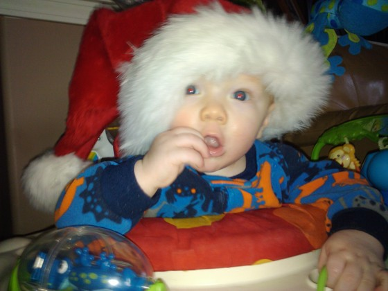 Santas Little Helper!!