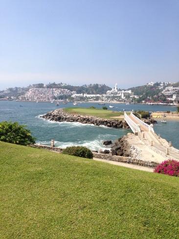 18th hole Manzanillo, Colima Mexico