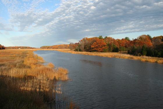 Parker River Newbury Ma