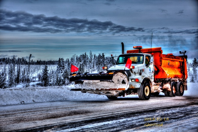 Here's to the Plow People Swan Hills, Alberta Canada