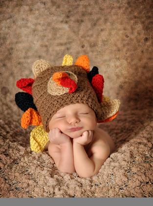 my lil turkey