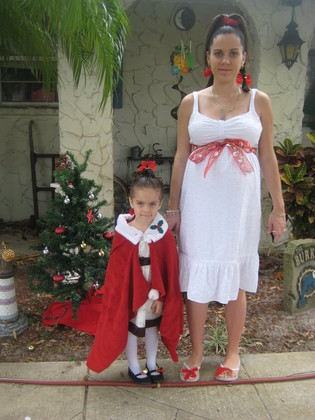 Cindy Lou & Mother