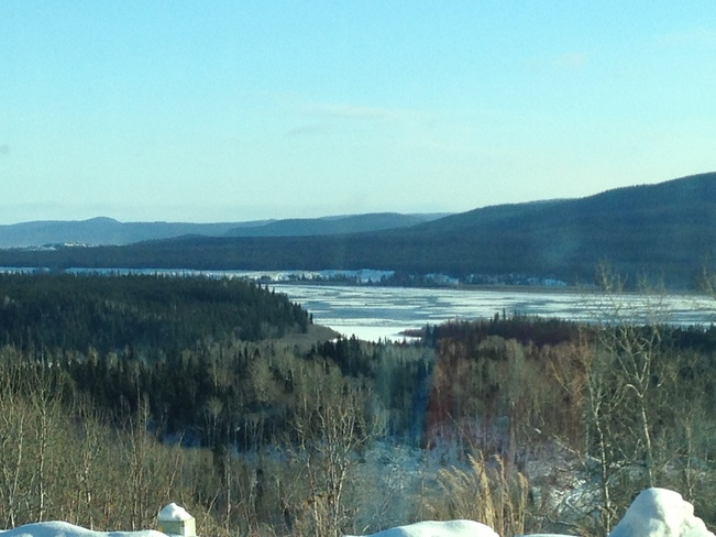 chruchill river Happy Valley-Goose Bay, Newfoundland and Labrador Canada