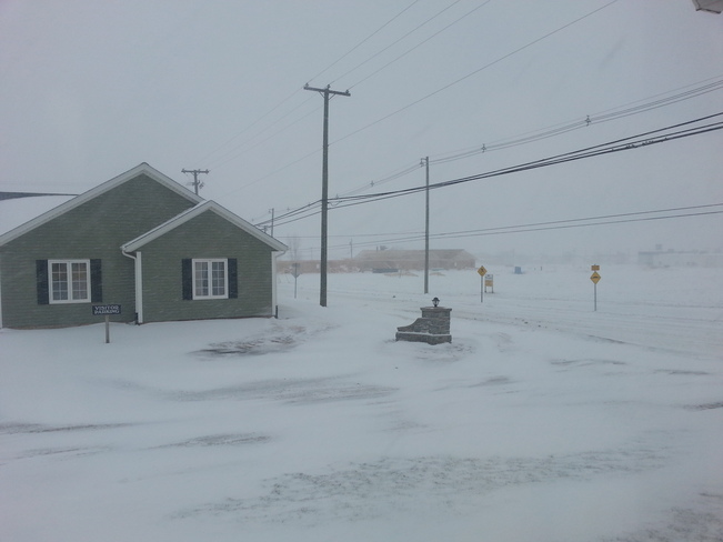 storm Summerside, Prince Edward Island Canada
