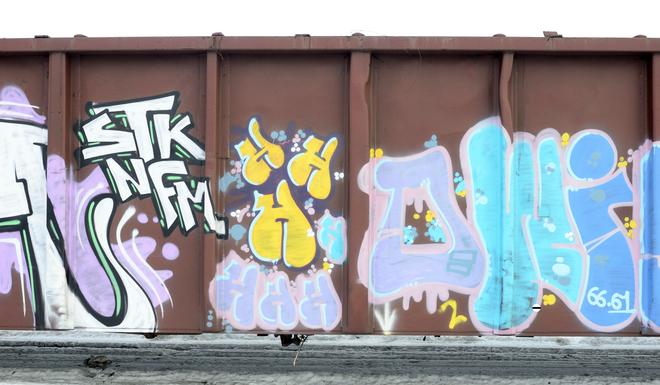 Tain Art. Brooks, Alberta Canada