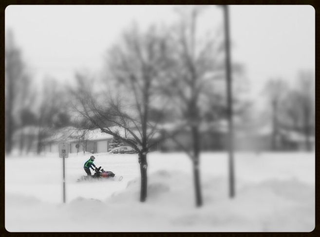 Great Day 4 Snowmobiling Orillia, Ontario Canada