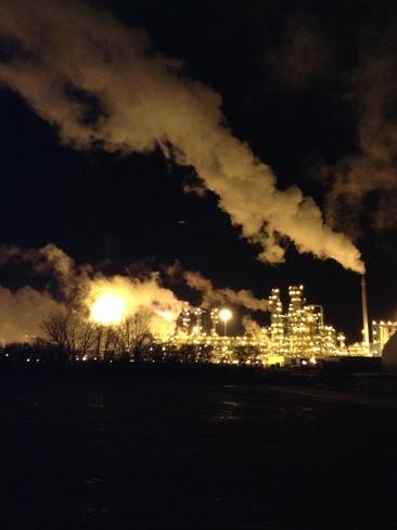 co op refinery Regina, Saskatchewan Canada