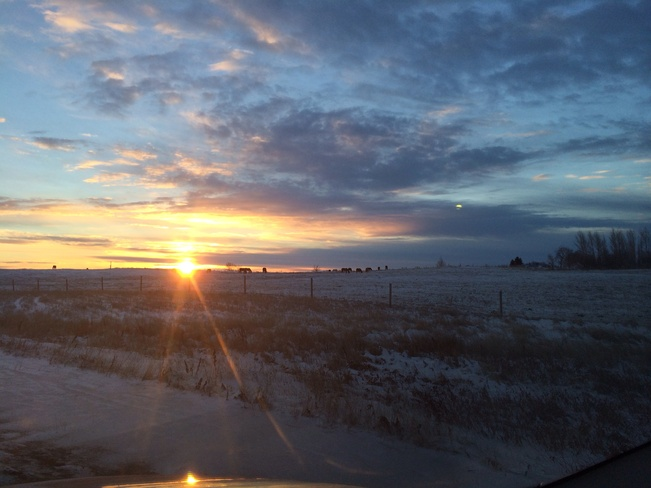 Sunrise Beaubier, Saskatchewan Canada