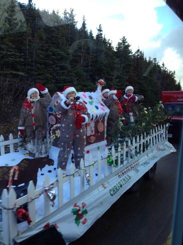 r.h parade float Rocky Harbour, Newfoundland and Labrador Canada
