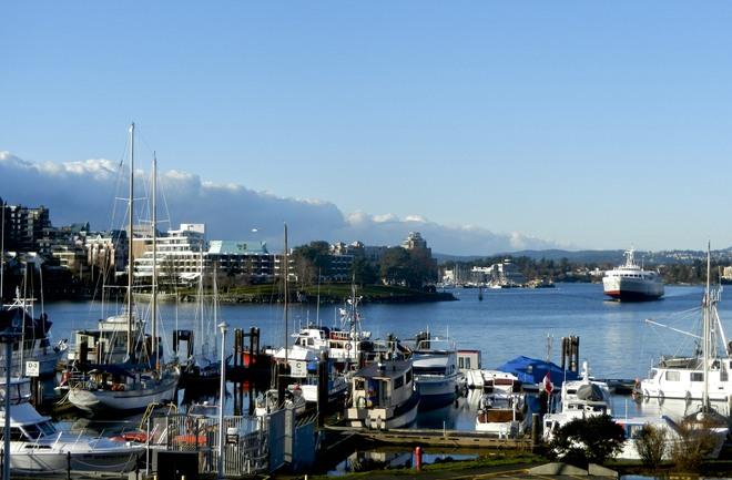 Inner Harbour Victoria Victoria, British Columbia Canada