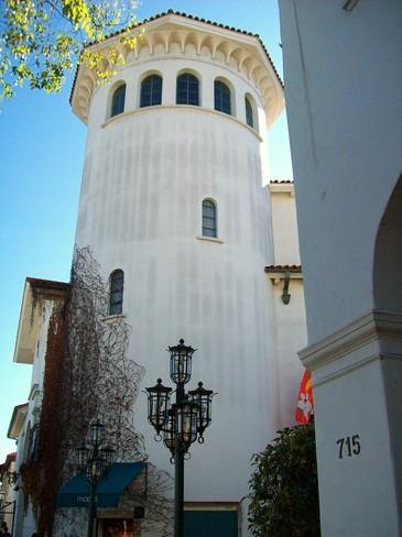 Downtown Santa Barbara Santa Barbara, California United States