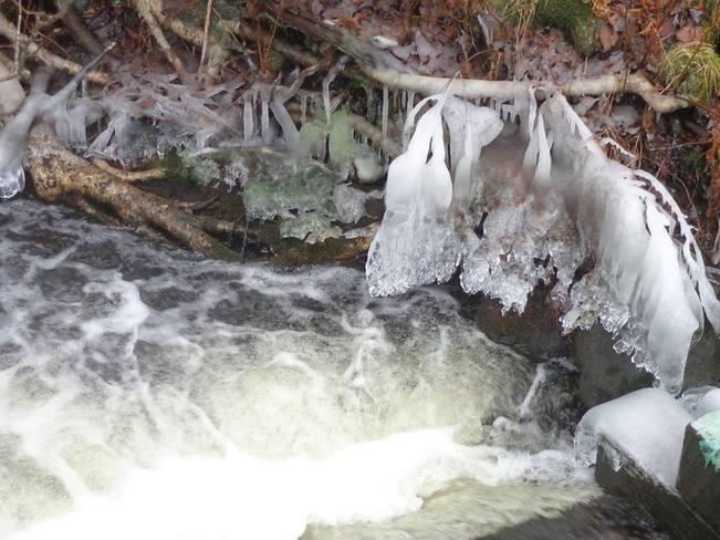 Icy Branch Mount Uniacke, Nova Scotia Canada