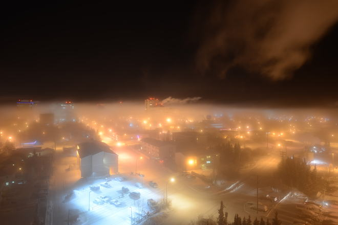 Xtreme Cold Yellowknife, Northwest Territories Canada