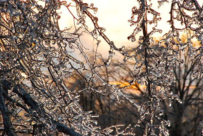 amber ice Georgetown, Ontario Canada