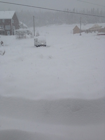 Where is the road? Clarenville, Newfoundland and Labrador Canada