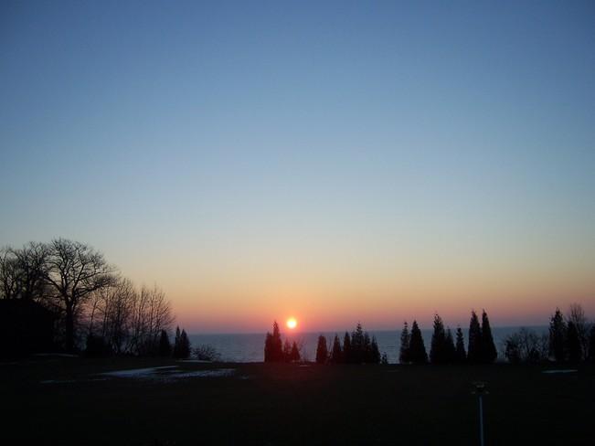 Sunrise Merlin, Ontario Canada