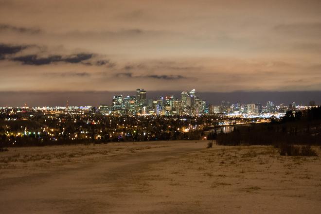 City of Light Calgary, Alberta Canada