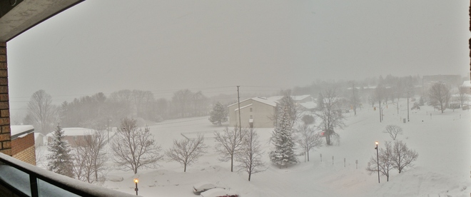 Let it snow Let it snow Orillia, Ontario Canada