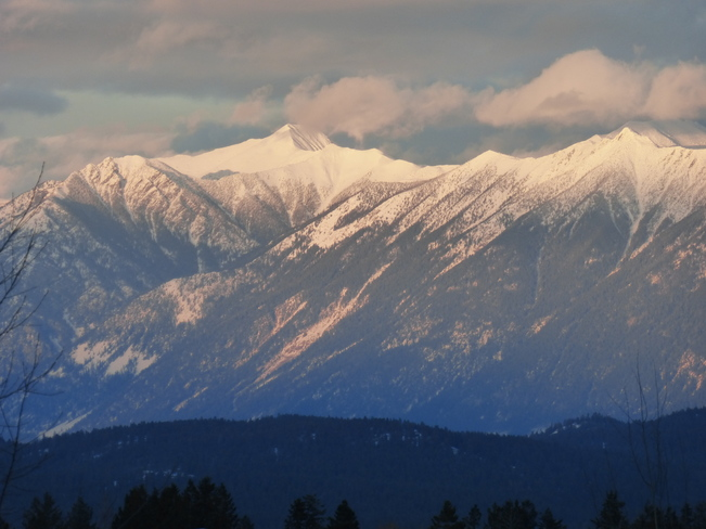 A SUNNY FAREWELL TO 2013 Cranbrook, British Columbia Canada