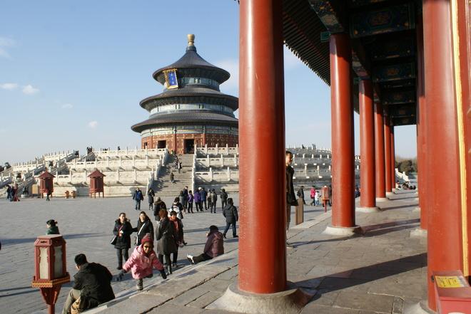 Temple of Heaven Beijing, Beijing China