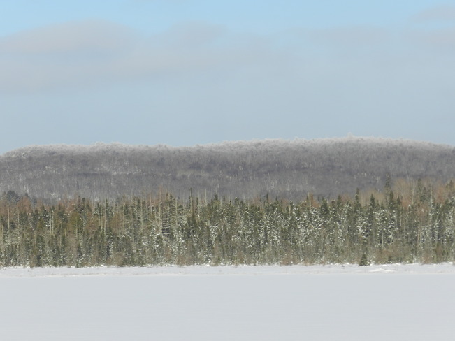 Almaguin Highlands Bummers' Roost, Ontario Canada