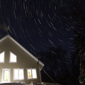 Plein d'étoiles à St-Michel-des-Saints
