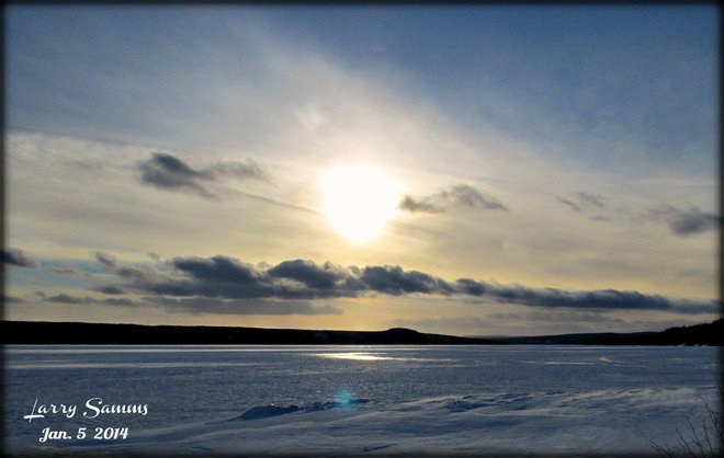 """Beautiful Afternoon"" Springdale, Newfoundland and Labrador Canada"