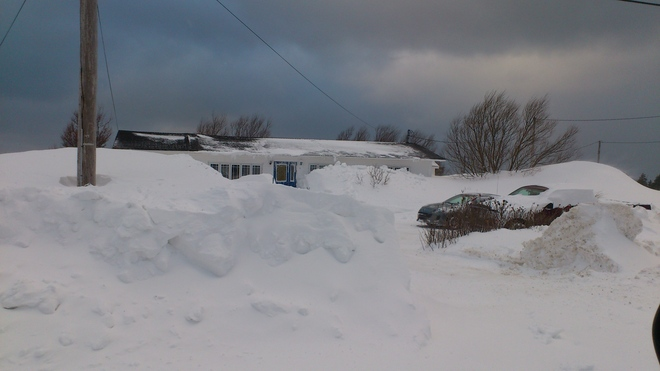 house found in snowdrift! snowblower wanted! St. George's, Newfoundland and Labrador Canada