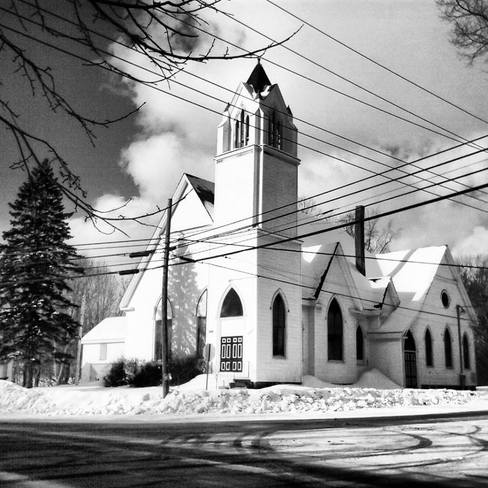 Church Canning, Nova Scotia Canada