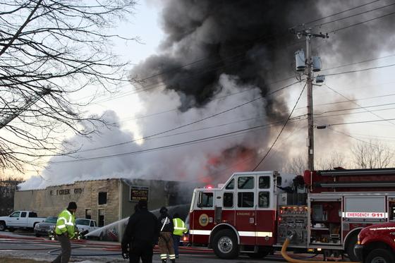 Rutland Fire