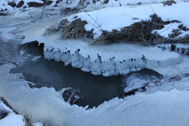 Ice People Niagara Falls, Ontario Canada