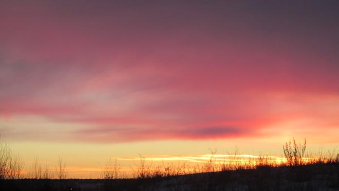 Sunrise Calgary, Alberta Canada