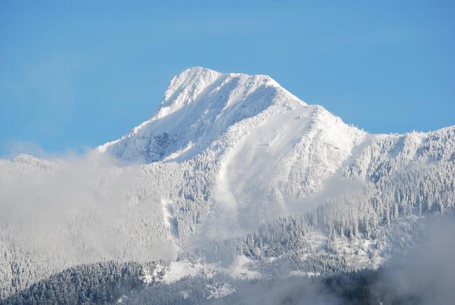 Mt Cheam Agassiz, British Columbia Canada