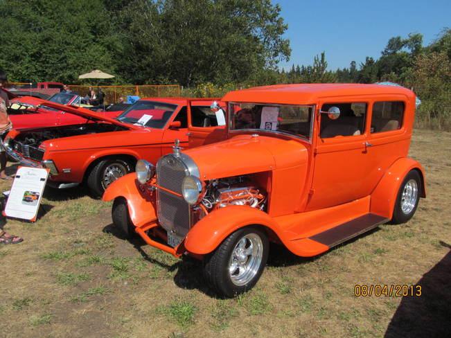 Ladner Classic Car Show Ladner, British Columbia Canada